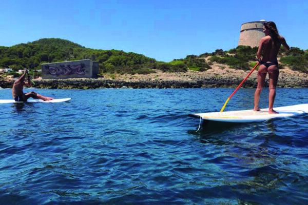 ascanio surf school location de pagaies