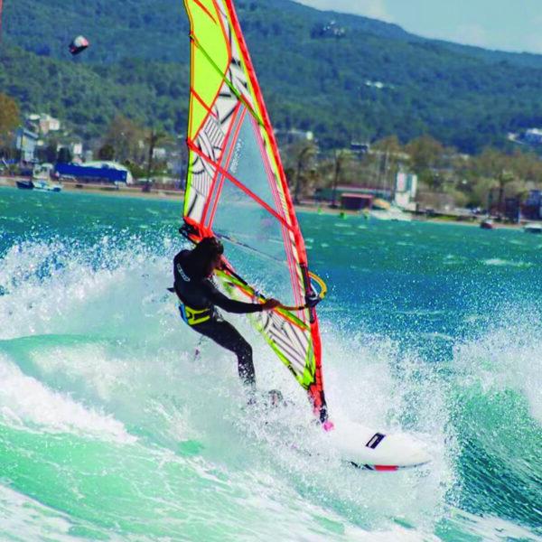 ascanio surf school windsurfing