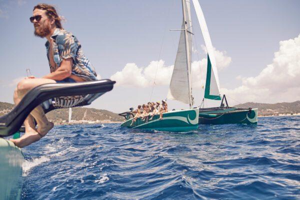catamaran solaire la bella verde2