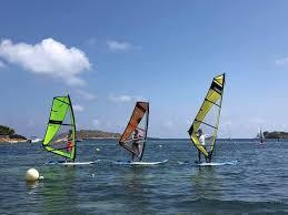 windsurfing kurs ibiza gruppe
