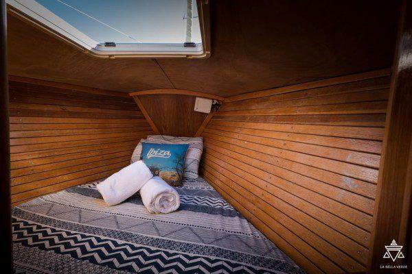 ecoboat ibiza cabin