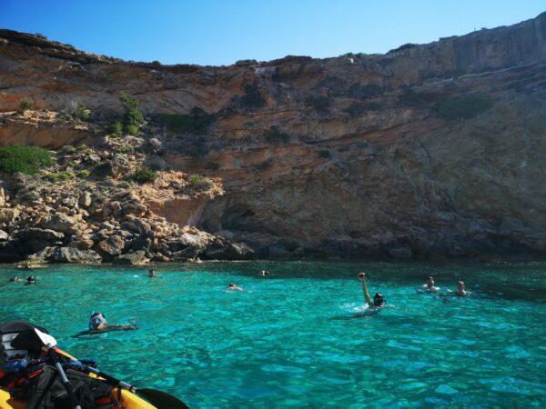 snorkelfunkayakibiza