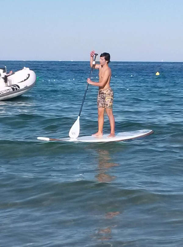 Stand Up Paddle Privatunterricht
