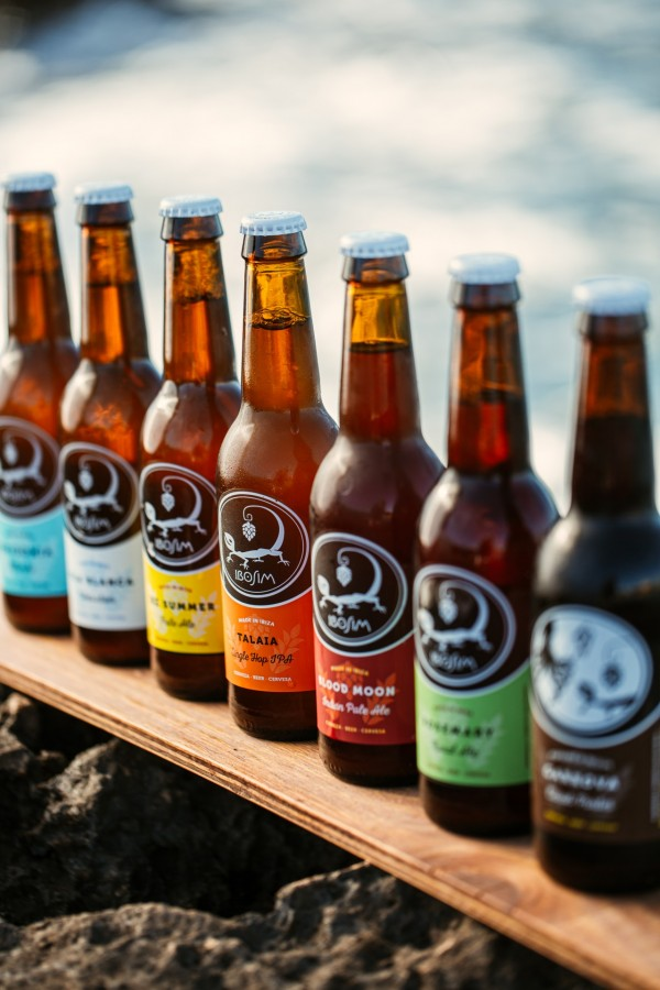 Ibosim Beer collection