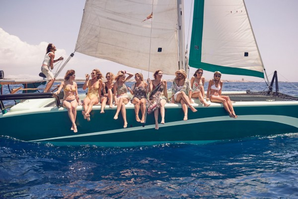catamaran solar la bella verde4