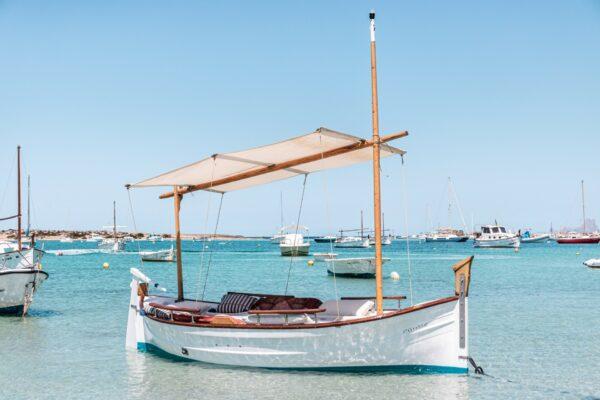 Puntarro anchorage