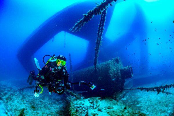 plongée sous-marine 1