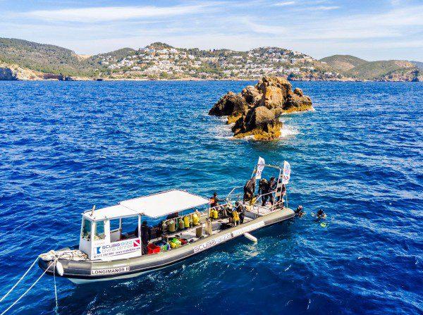voyage de plongée sous-marine 1